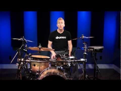 Evans Level 360 Drumhead - DRUMEO