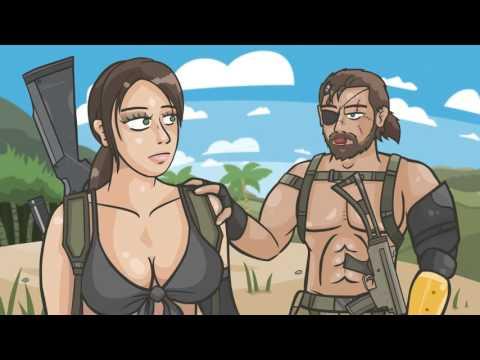 Metal Gear Rising На русском Rus Final (Senator Armstrong Boss Fight)