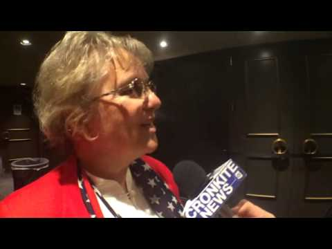 Diane Douglas reacts to nomination for Arizona Department of Education Superintendent