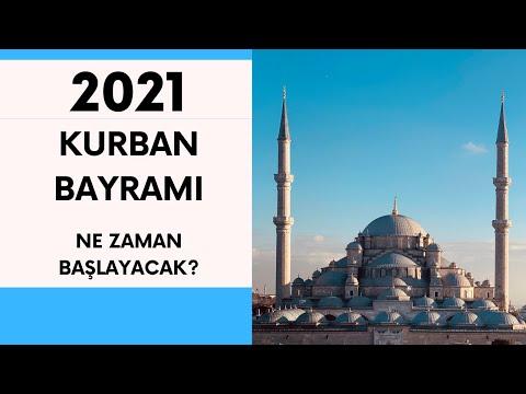 KURBAN BAYRAMI NE ZAMAN 2021 ?