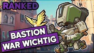 Bastion war wichtig • Overwatch 2-Stack Ranked