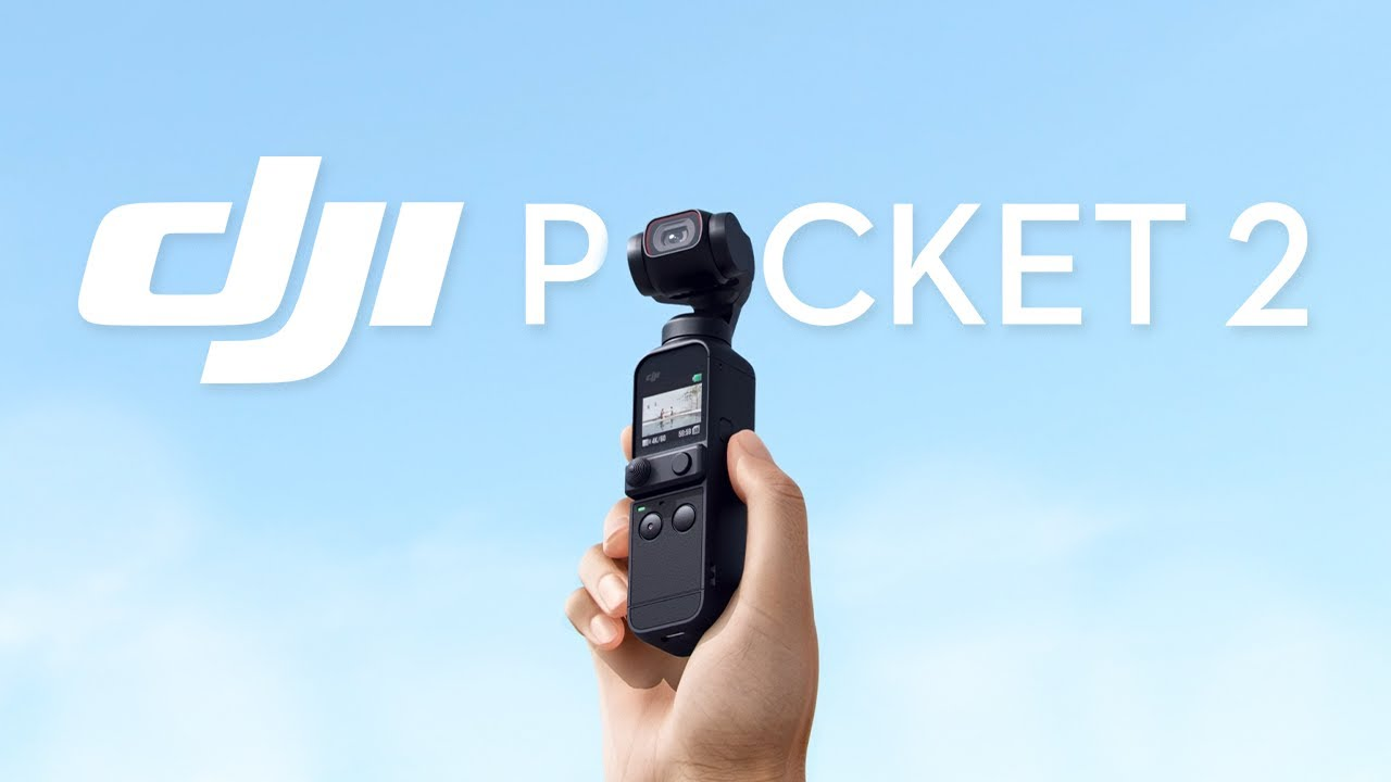 DJI – Meet DJI Pocket 2