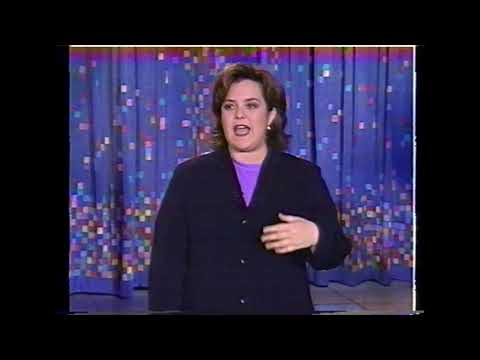 Rosie O'Donnell Show Introduction - July 2, 1996
