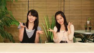 今回のMCは℃-uteのリーダー矢島舞美と、モーニング娘。'14の小田さくら...