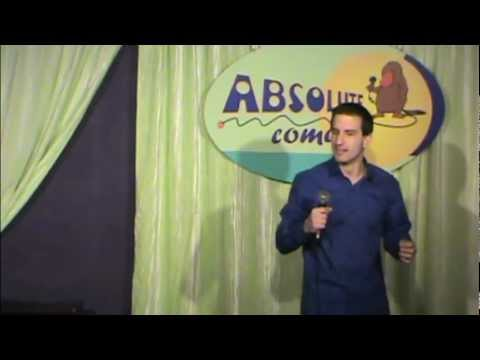 Stand Up Comedy   Toronto Comedian Jokes About Online Dating