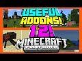 Top 3 Useful Addons for Minecraft PE!