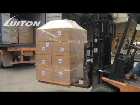 Shipment on May 24 from Bond Telecom