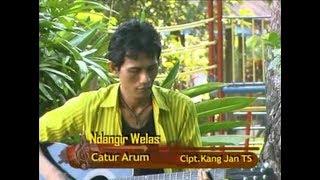 CATUR ARUM - NDANGIR WELAS [Official Music Video]