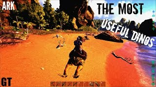5 MOST USEFUL Creatures (Countdown 2) - ARK: Survival Evolved