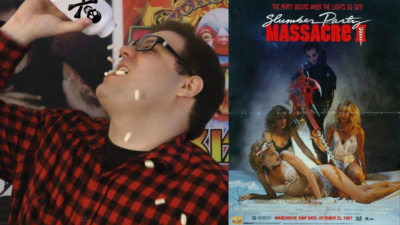 Slumber Party Massacre II (1987) - Blood Splattered Cinema ...