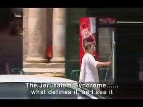 Jerusalem Syndrome - Israel/Palestine