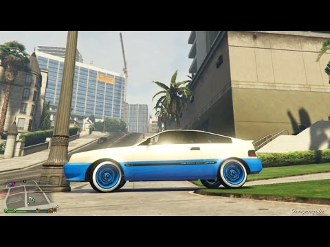 GTA Online with SurgeHunter [Part 55] - Rationalizing Weird Accents and Bland Coloured Cars!
