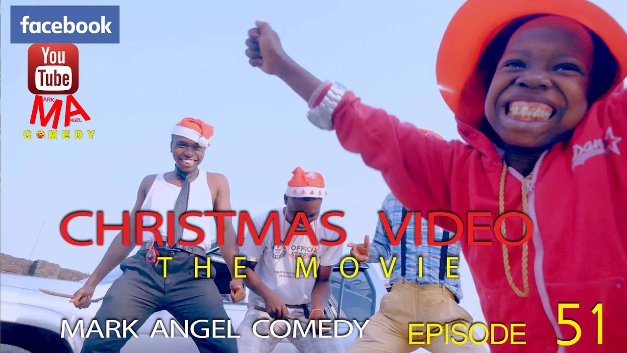 CHRISTMAS VIDEO (The Movie) (Mark Angel Comedy) (Episode 51) - YouTube