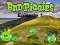 Bad Piggies Plush Adventures Episode 1: Ground Hog Day
