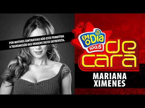 Mariana Ximenes - De Cara FM O Dia