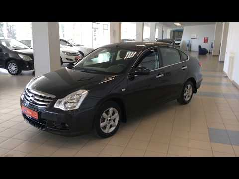 Купить Ниссан Альмера (Nissan Almera) 1.6 АТ 2013 г. с пробегом бу в Саратове. Автосалон