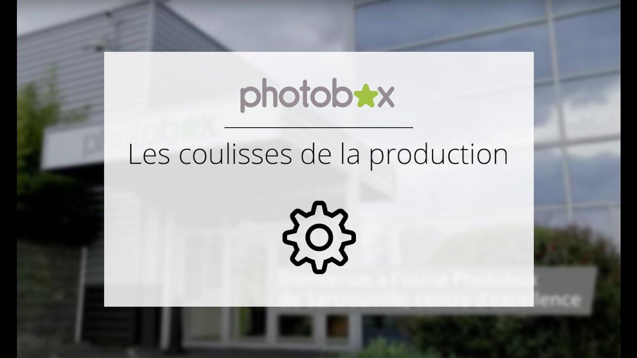 PhotoBox Les Coulisses De La Production Dans Lusine Sartrouville