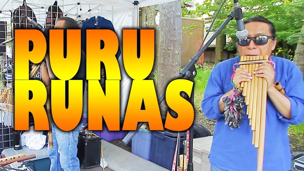 Puru Runas Musica Andina Ecuador Andes Music Youtube