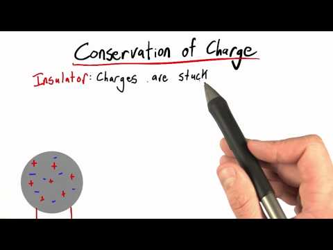 Conservation of Charge - Intro to Physics