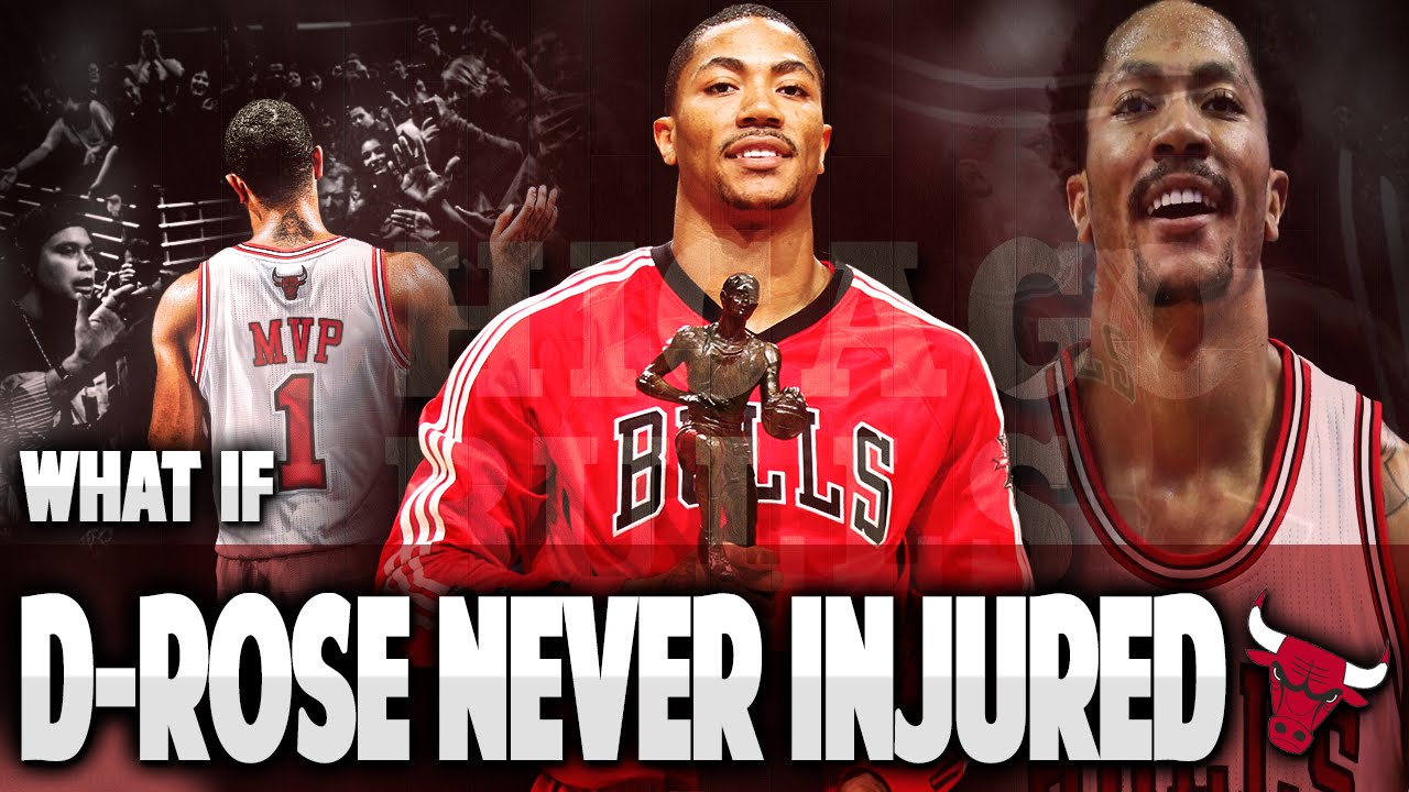 927fbfb221a8 What If Derrick Rose NEVER Got Injured  - YouTube