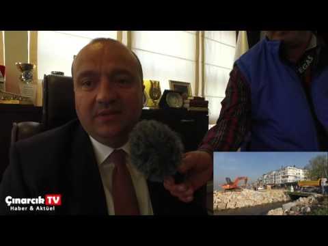 Çınarcık Belediye Başkanı Avni Kurt'un ÇınarcıkTV Röportajı