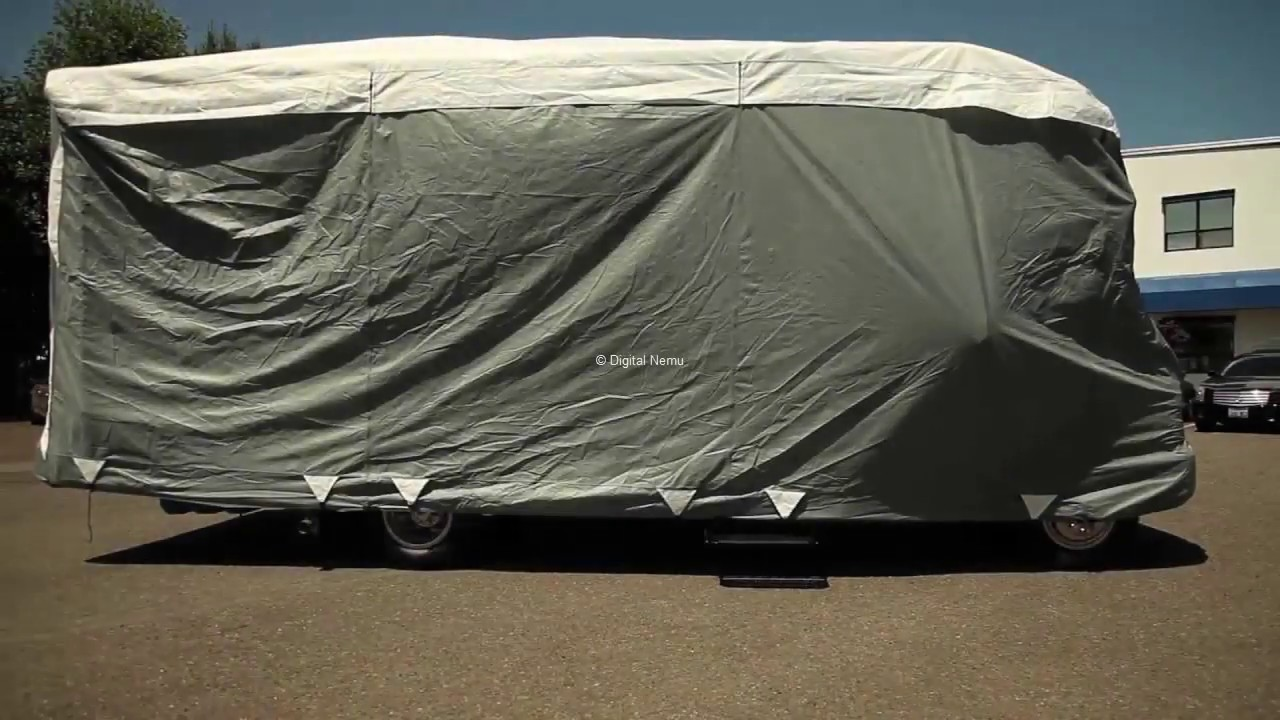 Best Travel Trailer RV Cover Reviews of 2018