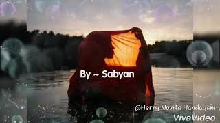 Gambar cover Deen Assalam By Sabyan ( lirik dan terjemahan )