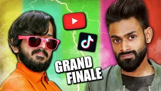 YOUTUBE vs TIKTOK - GRAND FINALE (Ft. Amir Siddiqui) | Saiman Shows S01E02
