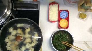 【4-speed】How to make everyday healthy Japanese food and BENTO!