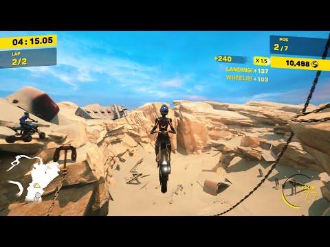 Offroad Racing - Buggy X ATV X Moto PC Gameplay |
