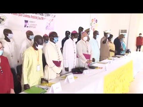 DIOCÈSE DE THIÈS: Forum Sur Le Theme  « Bâtir un Sénégal de Justice et de Paix »