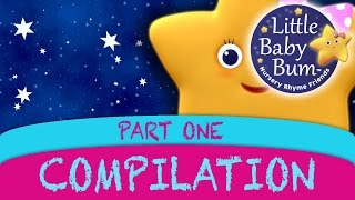 twinkle twinkle little star abc song plus many more nursery rhymes from littlebabybum