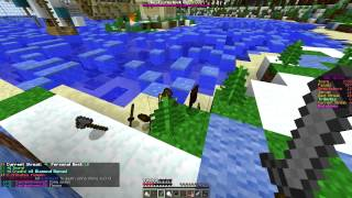 minecraft hunger games w mitch game 519 captain phoenix going big
