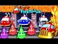 FIRE TRUCK FOR KIDS - Gocco Fire Truck | Game Cartoon for Children - Videos for Kids