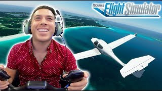 Gameplay Microsoft FLIGHT SIMULATOR 2020 ✈️😀 (Español)