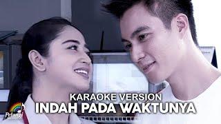 Dewi Perssik - Indah Pada Waktunya (Official Karaoke Video)