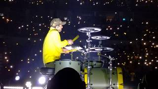 Twenty one pilots - Taxi cab in Moscow 2019