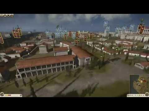 Rome Total War II | Defend the city!