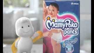 Mamypoko Pants Cuckoo Clock Television Commercial_hindi