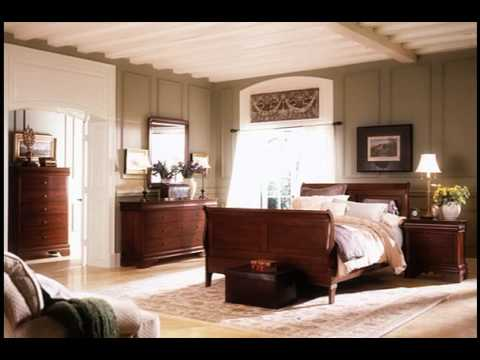 - Knotty Pine Bedroom Furniture - YouTube