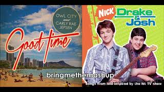 FOUND A GOOD TIME - Owl City, Carly Rae Jepsen and Drake Bell (Mashup) Mp3