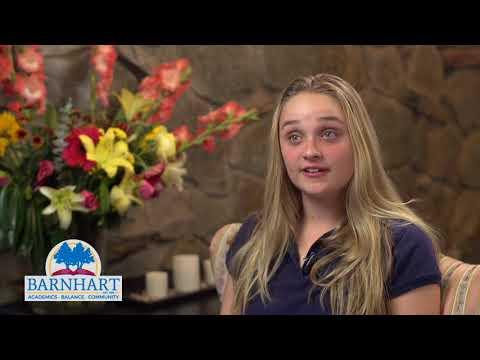 Barnhart School Testimonial Overview