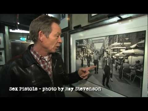 Paul Cook (the Sex Pistols) interview at Under the Bridge - 2012