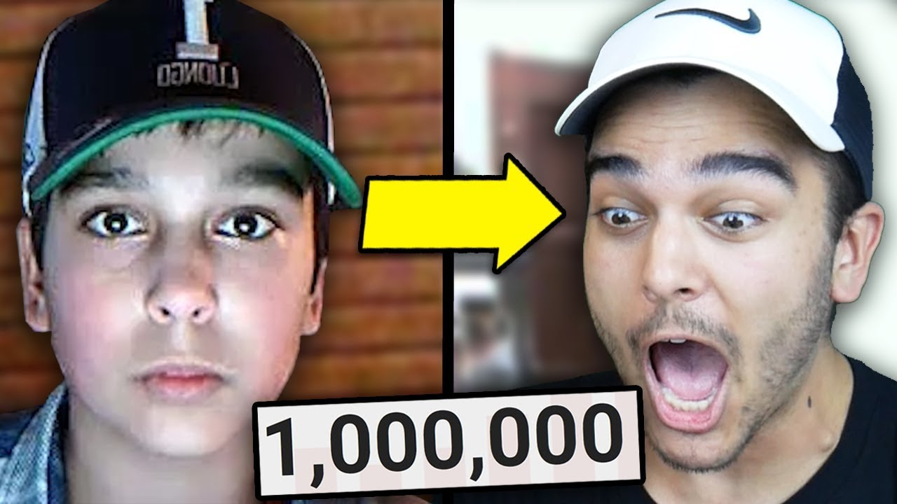 this-video-took-me-10-years-to-make-one-million-subscriber-reaction