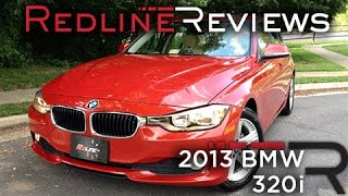 2013 BMW 320i Review, Walkaround, Exhaust, & Test Drive