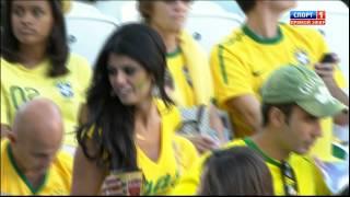 brazil girl wc2014