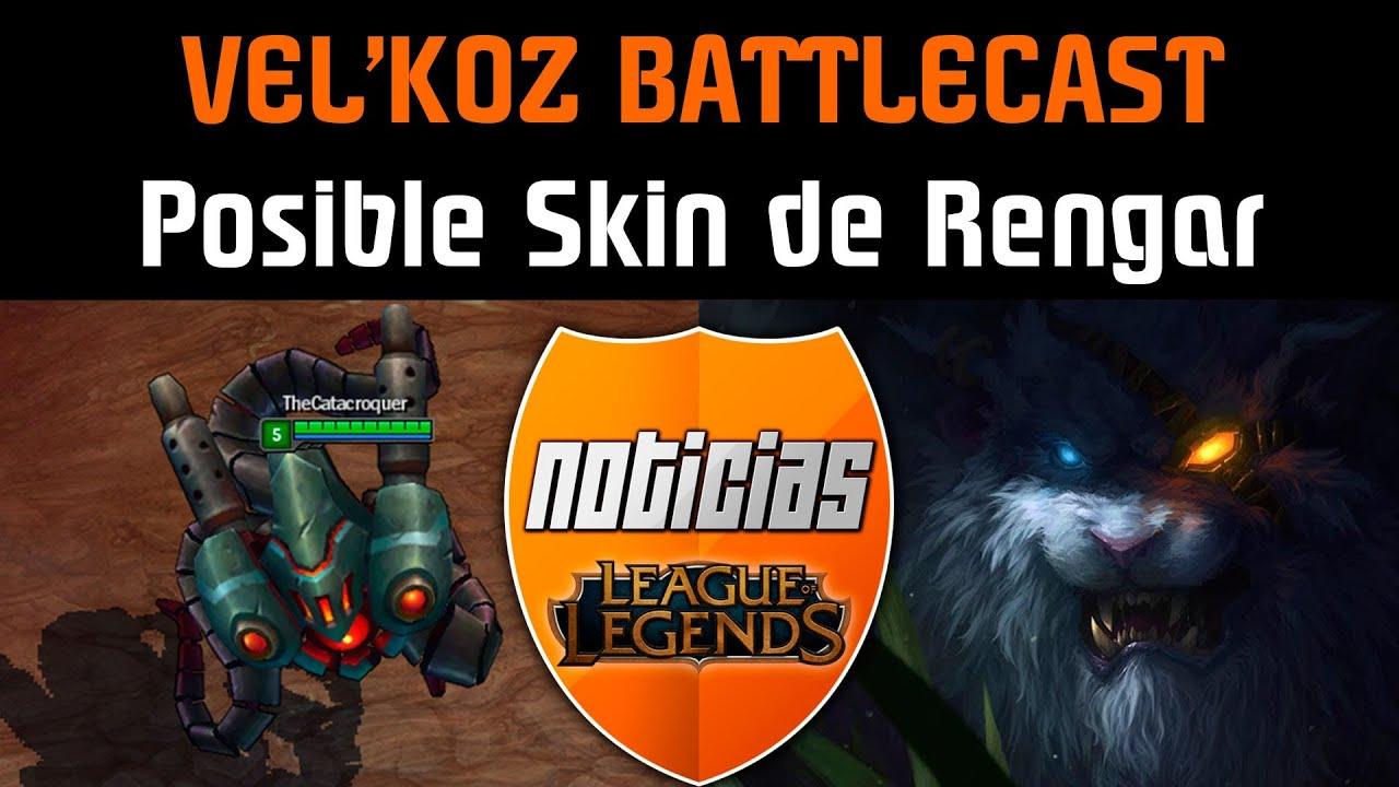Battlecast Rengar Noticias LOL | ...