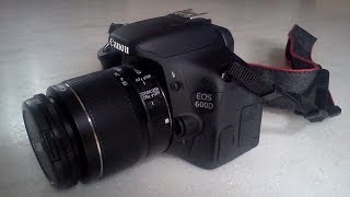canon 600d review india .............................(physical features)