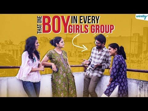 That One Boy in Girls Group    Wirally Originals