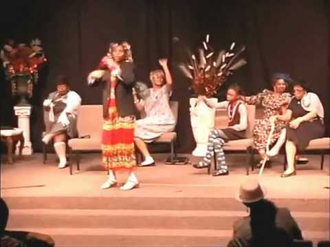 Anointed Vessels Black History Skit